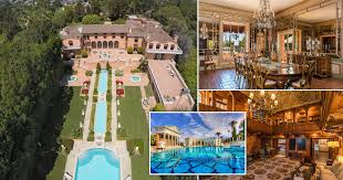 104 Beverly Hills Houses For Sale 119million Mansion Is The Most Expensive House In The Us Metro News