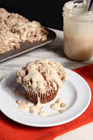 Whole Hog Pumpkin Ale Clone by Pumpkin Brown Butter Streusel Muffins The Speckled Palate