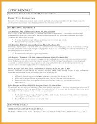Good Resume Titles Title Examples To Get Ideas How Samples For Cse Freshers