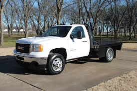 2014 GMC Sierra 3500HD Flat Bed Duramax Diesel Price - Used Cars ...