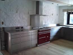 piano cuisine lacanche cuisine inox piano lacanche et inox