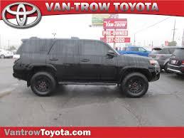 100 Used Trucks For Sale In Monroe La 2018 Toyota 4Runner TRD Pro JTEBU5JRXJ5503042 VanTrow Toyota