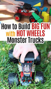 100 Monster Truck Toys For Kids How To Build Big Fun Anywhere With Hot Wheels