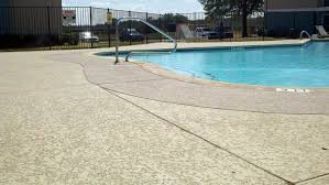 5 latest trends in backyard pool deck coatings sundek concrete