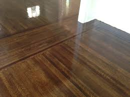 Restaining Hardwood Floors Toronto by Refinishing Fine Old Wood Floors In Historic Riverside