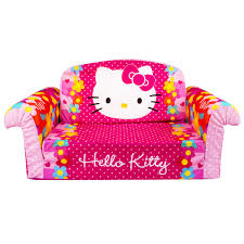 Minnie Mouse Flip Open Sofa Canada by Marshmallow Furniture Flip Open Sofa Hello Kitty Spin Master