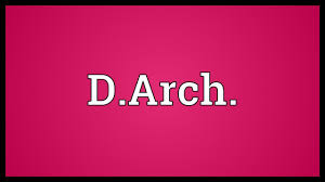 100 Arch D Meaning YouTube