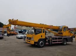 100 Truck Mounted Cranes Reasonably Priced High Quality 16 Ton Hydraulic Flatbed