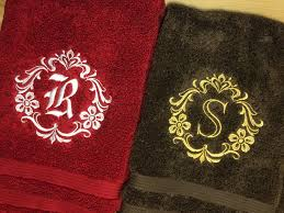 Decorative Hand Towel Sets by Retro Martini Kitchen Towel Embroidered Decorative Dish Towel