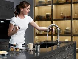 Kohler Touchless Faucet Battery by K 72218 B7 Sensate Touchless Pull Down Kitchen Sink Faucet Kohler