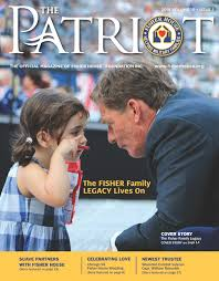 100 Houses Magazine Online The Patriot Fisher House