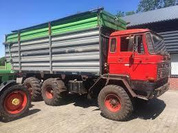 100 Feed Truck GINAF Truck 6x6 Vrachtwagen Vrachtauto Feed Truck