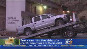 100 Church Truck 1 Person Hurt After Vehicle Crashes Into Connellsville CBS