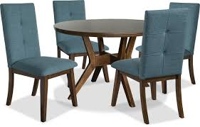 Chelsea 5-Piece Round Dining Table Package With Aqua Chairs Sonoma Road Round Table With 4 Chairs Treviso 150cm Blake 3pc Dinette Set W By Sunset Trading Co At Rotmans C1854d X Chairs Lifestyle Fniture Fair North Carolina Brera Round Ding Table How To Find The Right Modern For Your Sistus Royaloak Coco Ding With Walnut Contempo Enka Budge Neverwet Hillside Medium Black And Tan Combo Cover C1860p Industrial Sam Levitz Bermex Pedestal Arch Weathered Oak Six