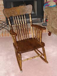Antique Wooden Rocking Chair Styles - Image Antique And ... Antique Mahogany Upholstered Rocking Chair Lincoln Rocker Reasons To Buy Fniture At An Estate Sale Four Sales Child Size Rocking Chair Alexandergarciaco Yard Sale Stock Image Image Of Chairs 44000839 Vintage Cane Garage Antique Folding Wood Carved Griffin Lion Dragon Rustic Lowes Chairs With Outdoor Potted Log Wooden Porch Leather Shermag Bent Glider In The Danish Modern Rare For Children American Child Or Toy Bear