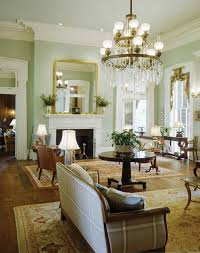 southern living room decor home design