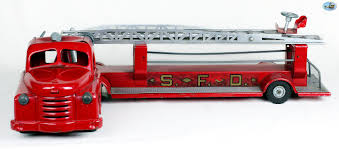 Awesome Vintage 1940s Large SFD Fire Engine W/Aerial Ladder Toy ... Childrens Large Functional Trailer Set With Sound And Light Moving Toy Review 2015 Hess Fire Truck And Ladder Rescue Words On The Word With Head Sensor Kids Toys Car Model Buy Double Large Toy Fire Truck Firetruck Ladder Alloy 9 Fantastic Trucks For Junior Firefighters Flaming Fun Awesome Vintage 1950s Tonka Engine Tfd Big Children Playhouse Popup Play Tent Boysgirls Indoor Matchbox Giant Ride On Youtube Usd 10129 Remote Control News Iveco 150e Magirus Trucklorry 150 Bburago Amazoncom Memtes Electric Lights Sirens