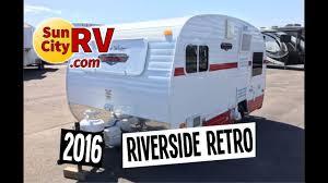 Riverside Retro 155 For Sale Phoenix Travel Trailer 2016 | Sun City ...
