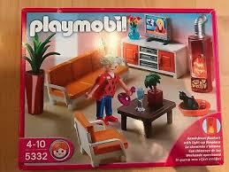 playmobil 5332 behagliches wohnzimmer eur 8 50 picclick de