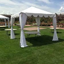10′ x 10′ Standard Frame Canopy Tent
