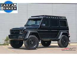 2017 Mercedes-Benz G 550 4x4 Squared Brabus For Sale In Houston, TX ... Used 4x4 Houston Texas For Sale 2010 Ford F150 Raptor Norcal Motor Company Diesel Trucks Auburn Sacramento Super Crew Sca Performance Black Widow Lifted 44 In Best Truck Resource Pin By Finchers Auto Sales Tomball On Trucks 7 Military Vehicles You Can Buy The Drive 2018 Model Hlights Fordcom Craigslist Toyota Tacoma Inspirational Ta A For Chevrolet Silverado 1500 Sale In