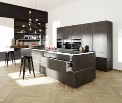 cuisine nolte cuisine nolte portland anthracite contemporary kitchen