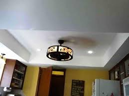 Kitchen Ceiling Fans Without Lights by Amazing Kitchen Ceiling Light Fixture 79 For Your Flush Mount