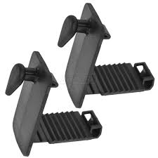 Details About OEM Floor Mat Retaining Clip Driver Side Pair For Ford Car  Pickup Truck SUV New