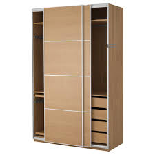 Well Groome Wooden Portable Closets Home Depot With Sliding Door
