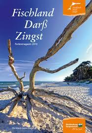 Lutz Kã Chenzeile Ferienmagazin Fischland Darß Zingst 2019 By Tourismusverband