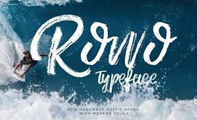 25 Creative Free Fonts From Behance Designers