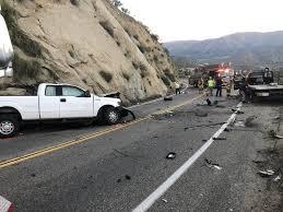 100 Valley Truck Center Triple Fatality Tuesday Morning On Rincon Grade Roadrunner