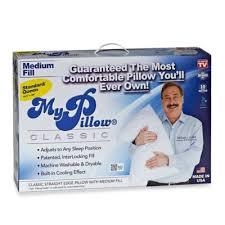 MyPillow Medium Fill Pillow Bed Bath & Beyond