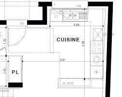 plan amenagement cuisine plan amenagement cuisine d cuisine photo plan amenagement cuisine en