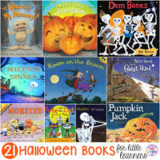 Halloween Picture Books 2017 by Halloween Books For Little Learners Pocket Of Preschool
