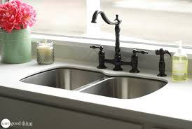 Unclogging A Double Bathroom Sink by How To Unclog A Sink Using Just 2 Natural Ingredients One Good