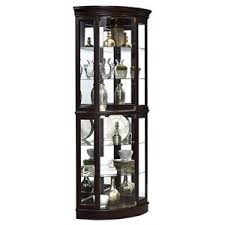 curio cabinets cymax stores