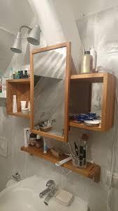 ikea spiegel regal für bad oder flur