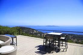 chambre avec cote d azur villa contemporaine avendre à carqueiranne achete maison vue mer