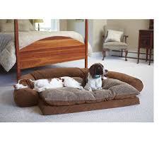Snoozer Overstuffed Sofa Pet Bed by Doggie Sofa 47 With Doggie Sofa Jinanhongyu Com