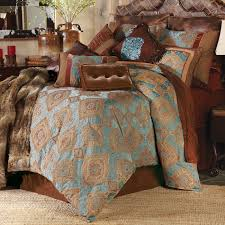 Warm Up Your Bedroom With These Western Rustic Bedding