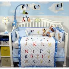 Snoopy Crib Bedding Set by Bedroom Levtex Baby Little Arrow 4 Piece Shelves Storages Make A