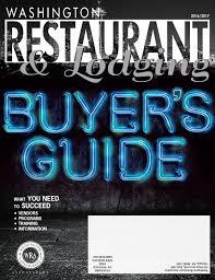 Delta Faucet Jackson Tn Human Resources by Washington Restaurant U0026 Lodging Magazine Buyer U0027s Guide By