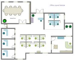 Plan Examples Of Home Floor Office Layout