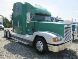 100 Straight Trucks For Sale With Sleeper 1996 FREIGHTLINER FLD120 Colfax NC 5003883298