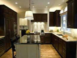 U Shaped Kitchen Cabinet Ideas Full Image With Island Bench Sink Granite White