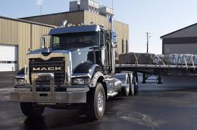 100 Everything Trucks CCJ Drive Test The 2014 Mack Titan