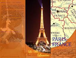 World Travel Brochure Paris