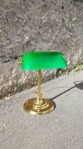 Green Bankers Lamp History by Vintage Bankers Lamp Ideas All Home Decorations
