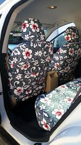 Hawaiian Semi-Custom Seat Covers | Custom Fit For Your Car